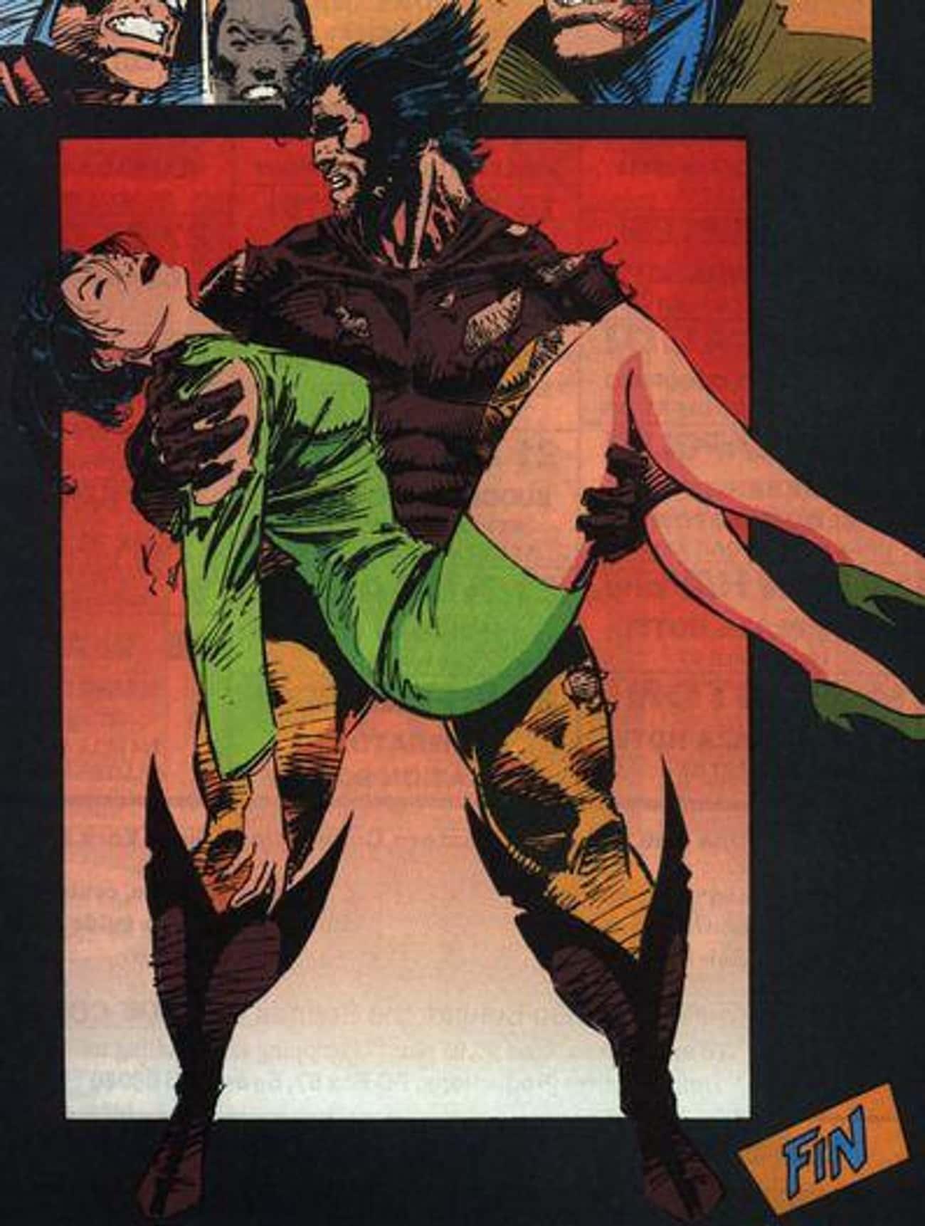 Mariko Yashida is listed (or ranked) 2 on the list 10 Times Wolverine Went Berserk and Killed Innocent People