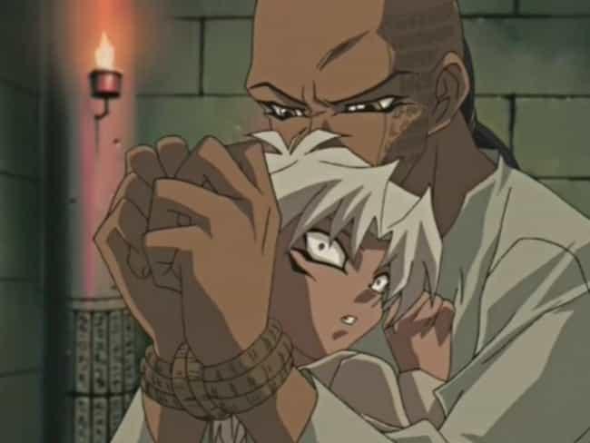 Marik Ishtar is listed (or ranked) 4 on the list The 15 Greatest Anime Villain Backstories