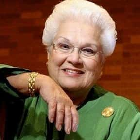 Marilyn Horne is listed (or ranked) 4 on the list The Greatest Singers of the Past 30 Years