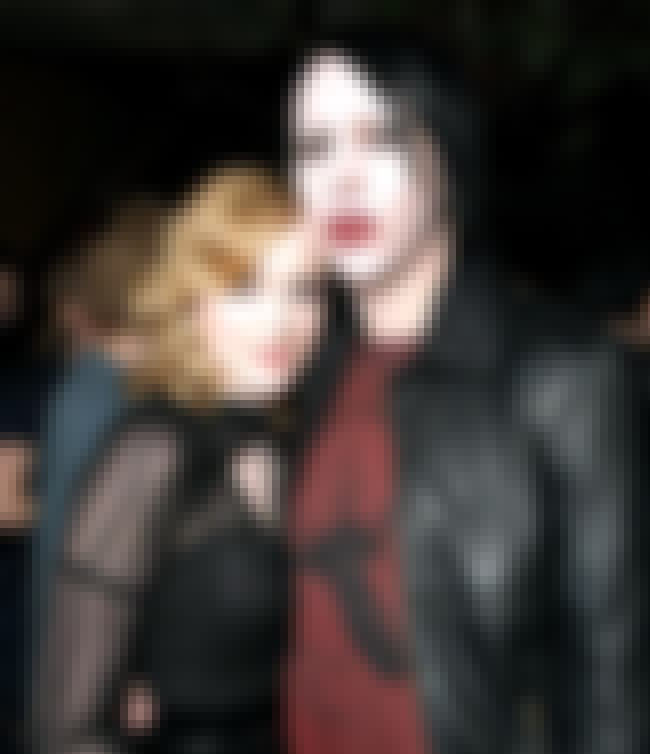 Marilyn Manson is listed (or ranked) 6 on the list Evan Rachel Wood's Loves & Hookups