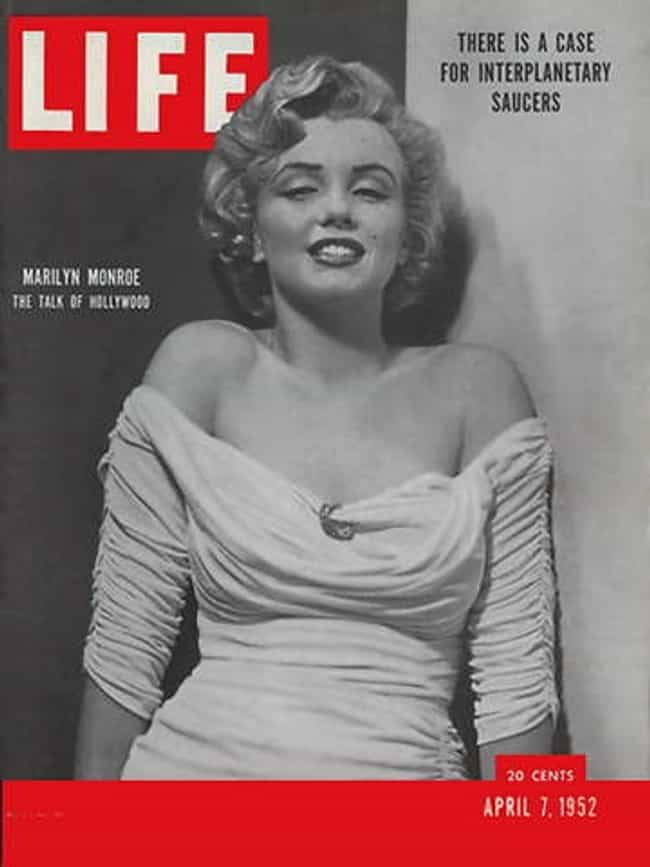 Marilyn Monroe is listed (or ranked) 2 on the list The Best Life Magazine Covers