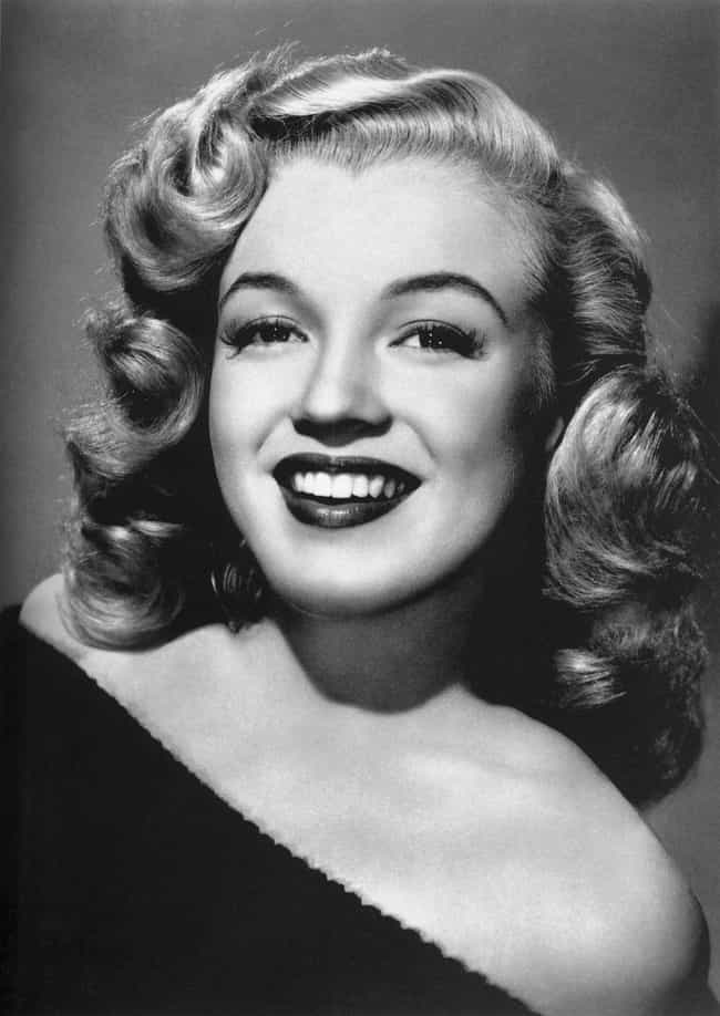 Marilyn Monroe is listed (or ranked) 4 on the list 60+ Adopted Celebrities