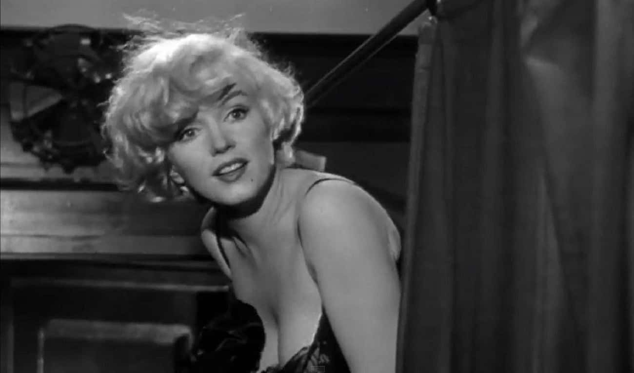 Marilyn Monroe is listed (or ranked) 1 on the list Famous People Who Stutter