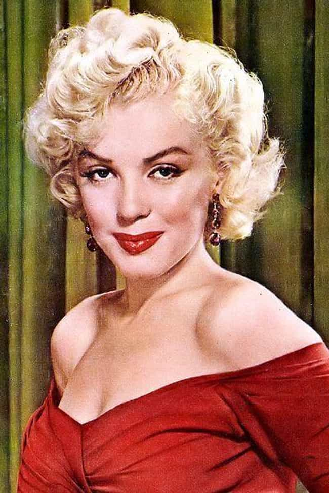 Marilyn Monroe is listed (or ranked) 1 on the list 35 Famous People Who Stutter