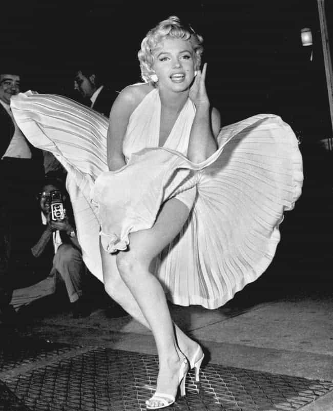 Marilyn Monroe is listed (or ranked) 4 on the list 23 Brilliant People Who Struggled With Addiction