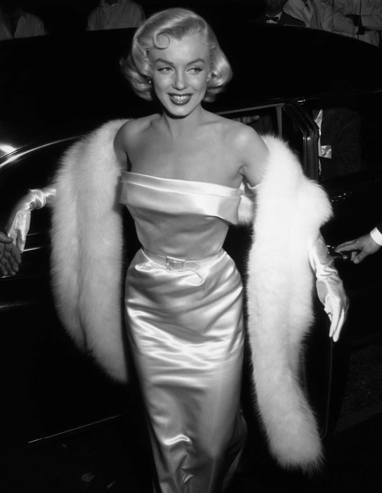 Marilyn Monroe is listed (or ranked) 3 on the list 18 Celebrities Who Married as Teenagers