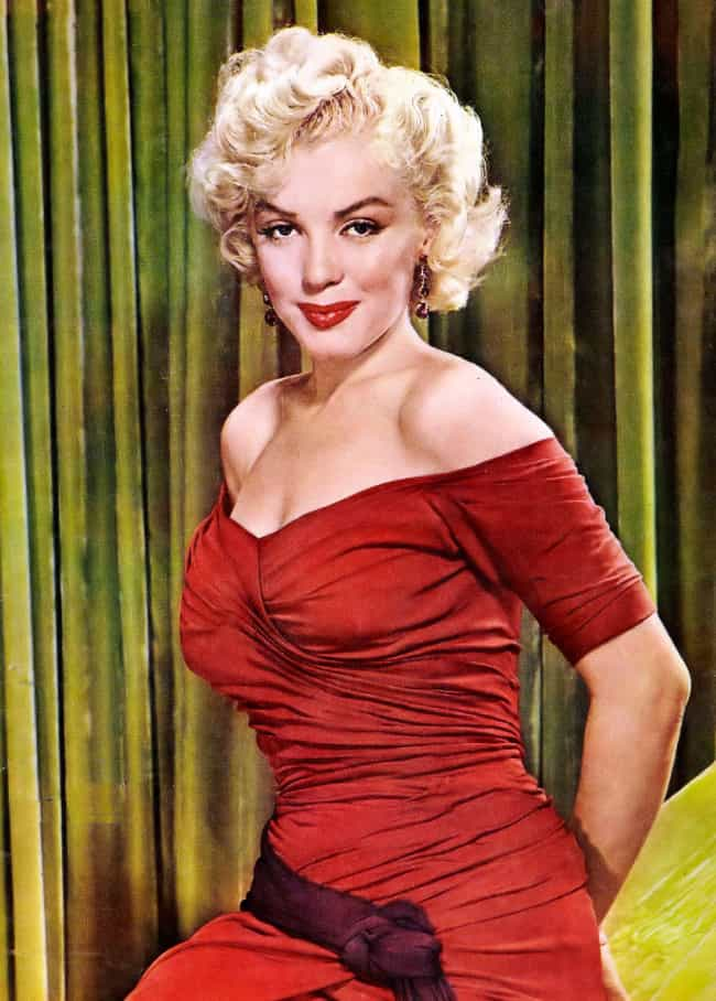 "Marilyn Monroe is listed (or ranked) 2 on the list People Named in Madonna's ""Vogue"""