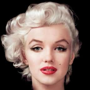 Marilyn Monroe is listed (or ranked) 25 on the list The Most Beautiful Women of All Time