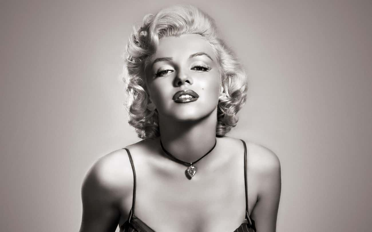 Marilyn Monroe is listed (or ranked) 4 on the list 6 Celebrities Who Were Lied to About Their Parents
