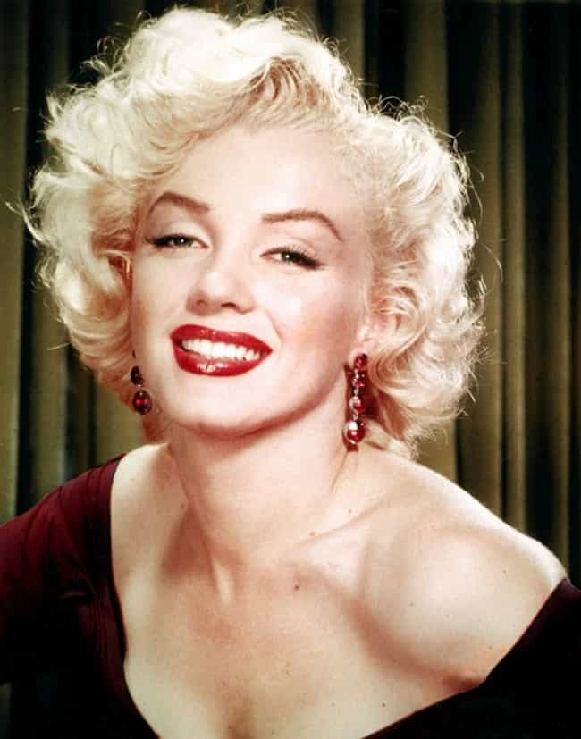 Marilyn Monroe is listed (or ranked) 1 on the list Famous Women Who Committed Suicide