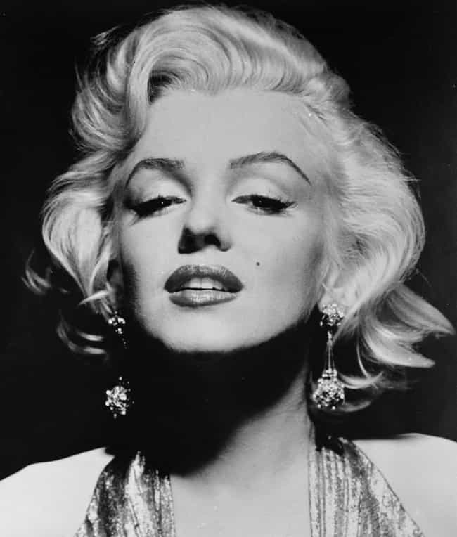 Marilyn Monroe is listed (or ranked) 3 on the list 25 Celebrities Who Grew Up in Foster Care