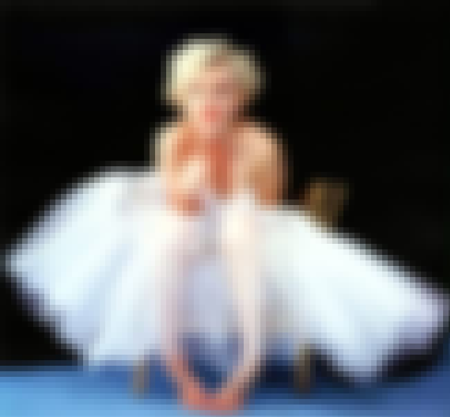 Marilyn Monroe is listed (or ranked) 7 on the list The Top Celebrity Fashion Icons of All Time