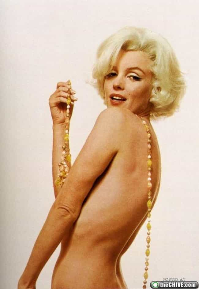 Marilyn Monroe is listed (or ranked) 2 on the list 76 of Your Grandpa's Hottest Childhood Crushes