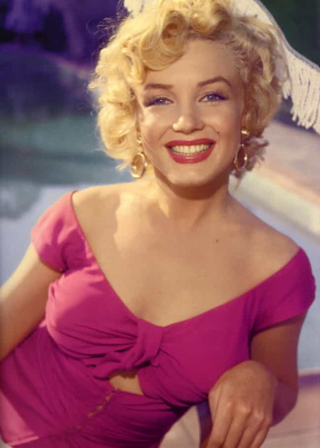 Marilyn Monroe is listed (or ranked) 4 on the list 51 Famous Survivors of Child Abuse