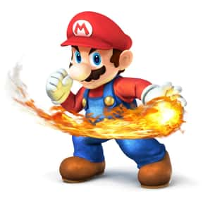 Mario is listed (or ranked) 1 on the list The Best Jumping Characters in Gaming History
