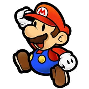 Mario is listed (or ranked) 20 on the list The Most Hardcore Video Game Heroes of All Time