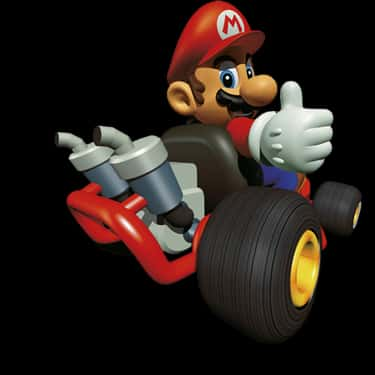 Mario: Well-Rounded, Hard to K is listed (or ranked) 1 on the list Special Things Every Mario Kart 64 Character Does Better Than The Others