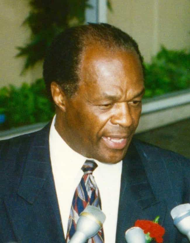 Marion Barry is listed (or ranked) 1 on the list Politicians Who Went To Rehab