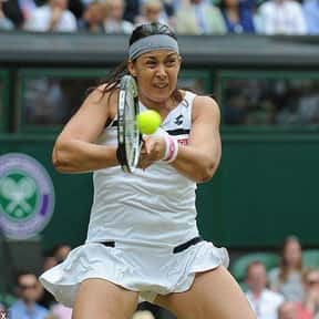 Marion Bartoli is listed (or ranked) 7 on the list The Shortest Women's Tennis Players Of All Time, Ranked
