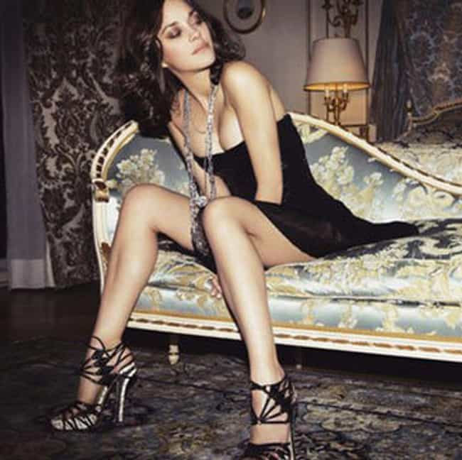 Marion Cotillard is listed (or ranked) 1 on the list The Most Beautiful French Ladies of All Time