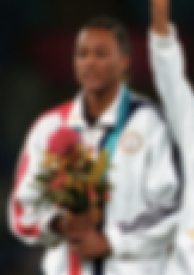 Marion Jones is listed (or ranked) 2 on the list 18 High-Profile Athletes Who Lost Endorsements