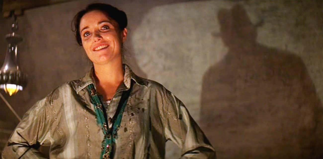 Marion Ravenwood, 'Indiana Jones' Franchise