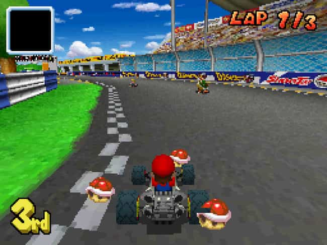 Mario Kart DS is listed (or ranked) 4 on the list The Best Mario Kart Games