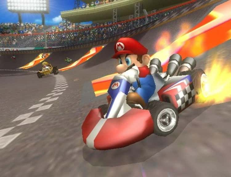 The Best Mario Kart Games Of All Time Ranked By Gamers