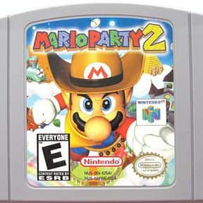 Mario Party 2 is listed (or ranked) 22 on the list The Most Popular Wii U Games Right Now