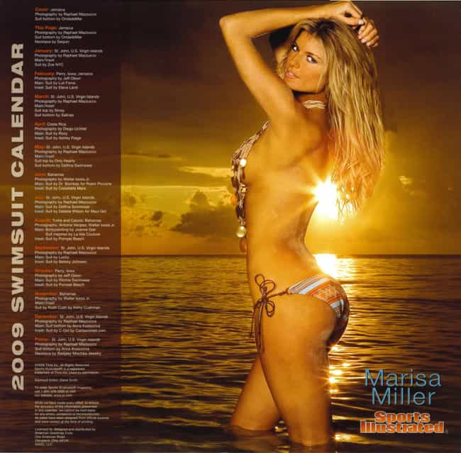 Marisa Miller is listed (or ranked) 4 on the list The Hottest Sports Illustrated Swimsuit Edition Models
