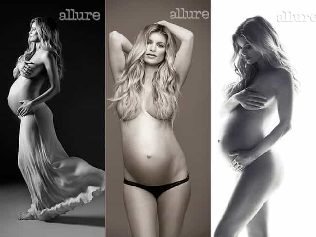 Marisa Miller is listed (or ranked) 1 on the list The 27 Hottest Women Who Have Posed Nude While Pregnant