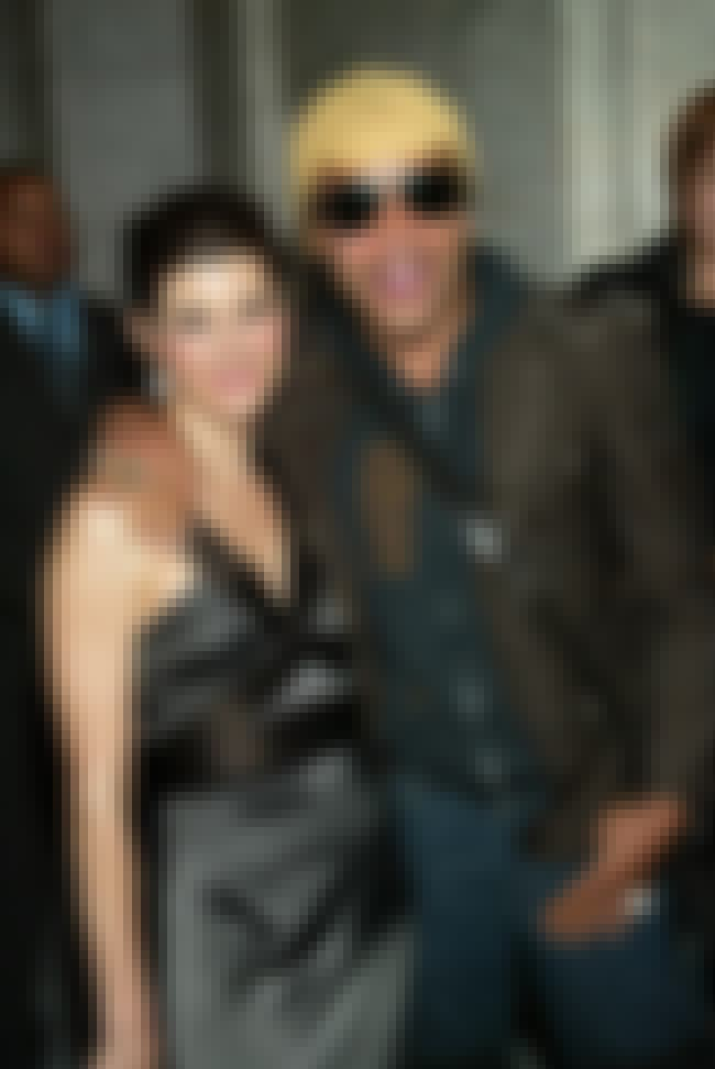 Marisa Tomei is listed (or ranked) 4 on the list Women Who Lenny Kravitz Has Dated