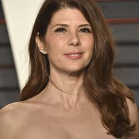 Marisa Tomei is listed (or ranked) 9 on the list Famous Boston University Alumni