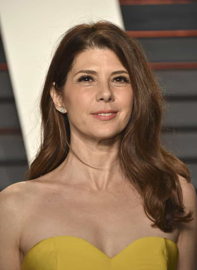 Marisa Tomei is listed (or ranked) 1 on the list Famous Edward R. Murrow High School Alumni