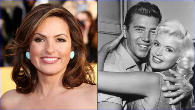 Mariska Hargitay is listed (or ranked) 1 on the list 26 Current Stars Who Have Famous Parents
