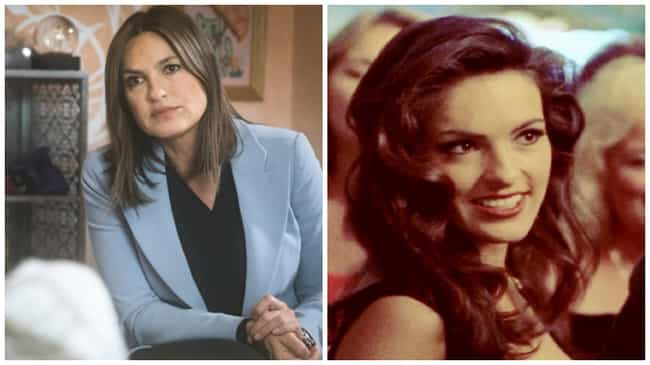 Mariska Hargitay is listed (or ranked) 2 on the list 23 Times You've Seen the Actors from SVU Before
