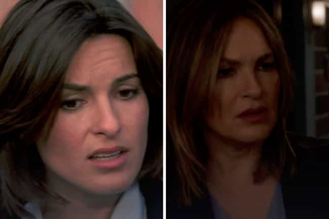 Mariska Hargitay is listed (or ranked) 4 on the list How The Cast Of SVU Has Aged Since The First Season