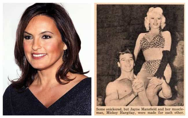 Mariska Hargitay is listed (or ranked) 1 on the list 27 Current Stars Who Have Famous Parents