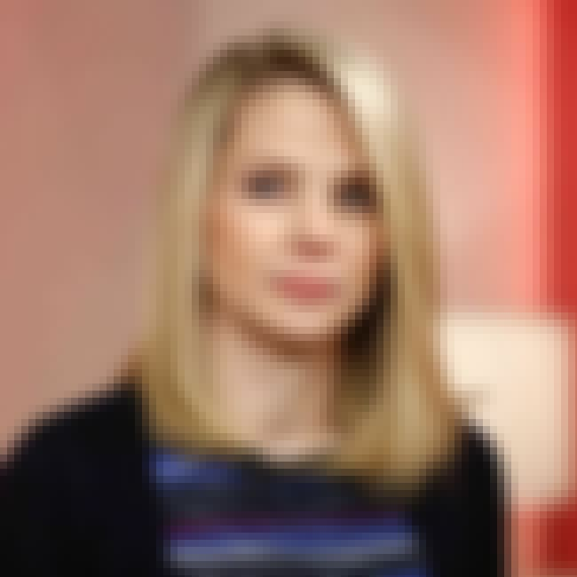 Marissa Mayer is listed (or ranked) 2 on the list List of Famous Computer Scientists