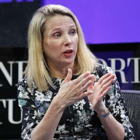 Marissa Mayer is listed (or ranked) 2 on the list Famous People From Wisconsin