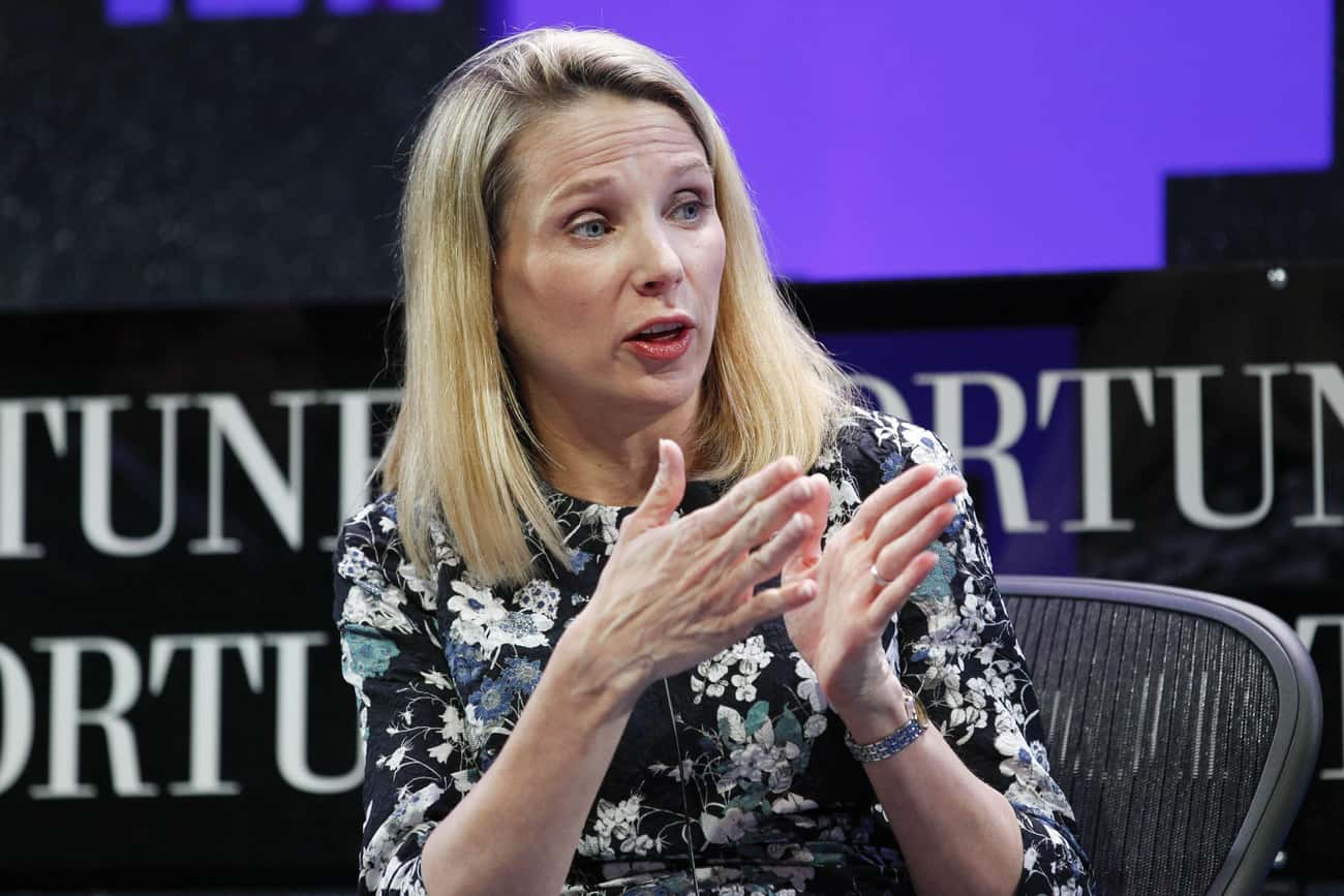 Marissa Mayer is listed (or ranked) 2 on the list Famous Female Engineers