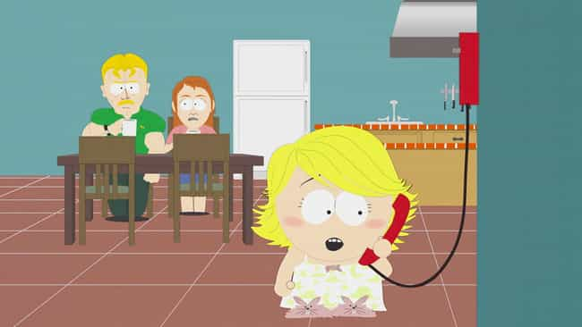 Marjorine is listed (or ranked) 4 on the list Ranking Every Butters Episode of South Park Best to Worst