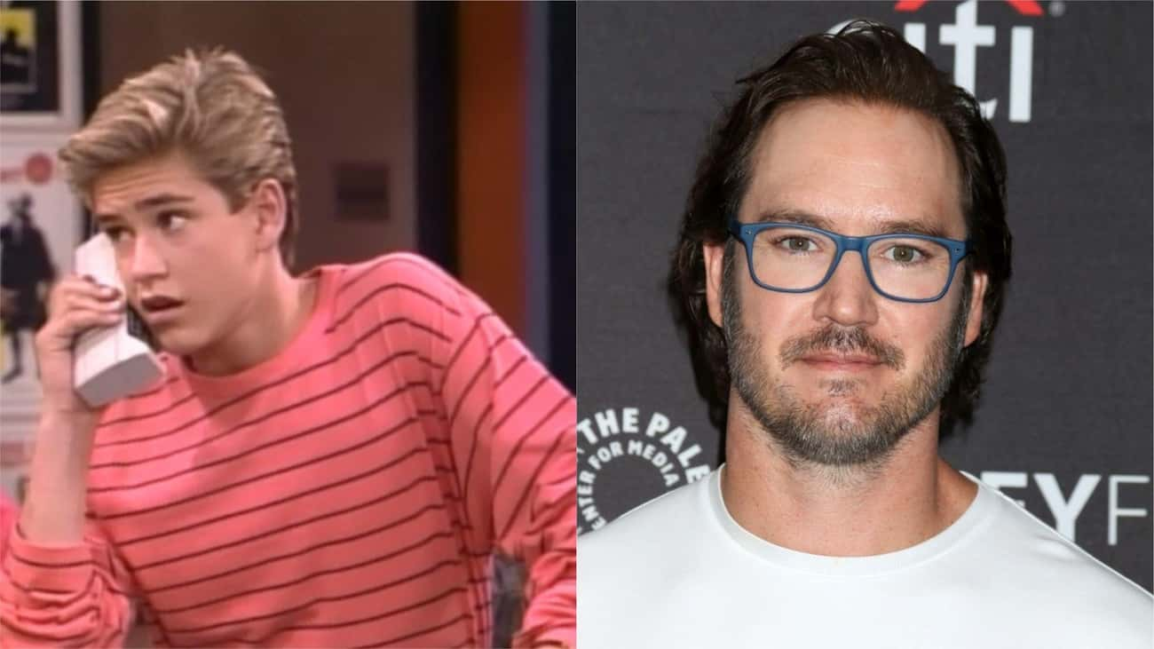Mark-Paul Gosselaar (Zack Morr is listed (or ranked) 1 on the list The Cast Of Saved By The Bell: Where Are They Now?