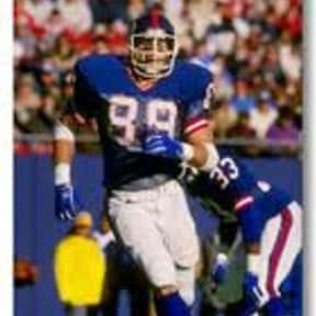 Mark Bavaro is listed (or ranked) 14 on the list The Greatest Tight Ends Of All Time
