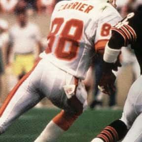 Mark Carrier is listed (or ranked) 6 on the list The Best Tampa Bay Buccaneers Wide Receivers of All Time