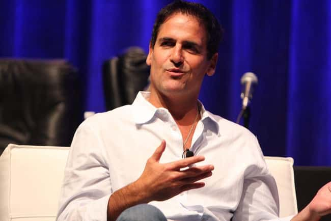 Mark Cuban is listed (or ranked) 6 on the list Celebrities Who Actually Support Donald Trump
