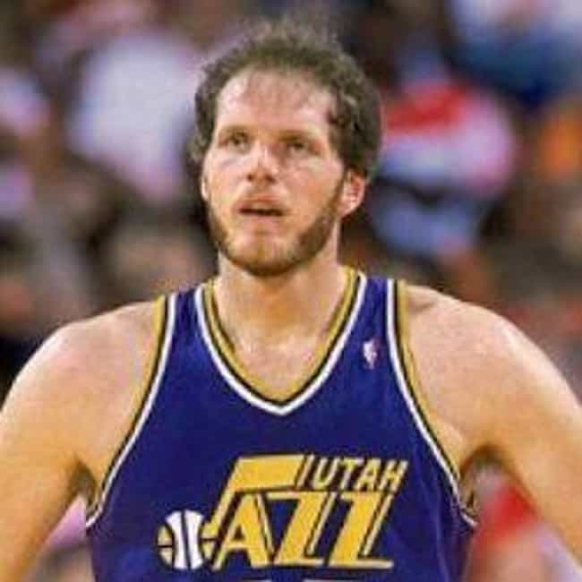 Mark Eaton is listed (or ranked) 4 on the list The Tallest NBA Players of All Time, Ranked