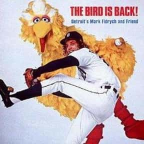 Mark Fidrych is listed (or ranked) 3 on the list List of Famous General Contractors