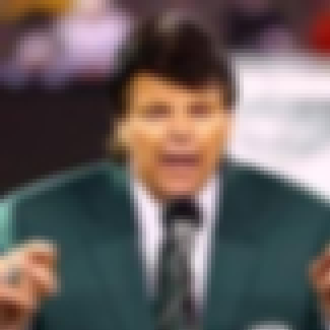 Mark Gastineau is listed (or ranked) 3 on the list Famous East Central University Alumni