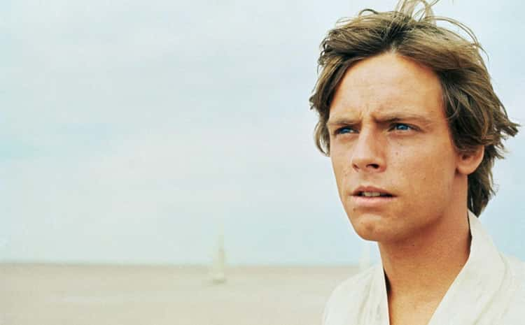 Mark Hamill, 'Star Wars' Franchise